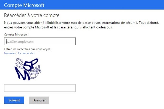 Impossible de vous connecter à Hotmail ou Outlook.com ?