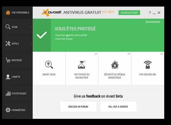 meilleur antivirus gratuit forum